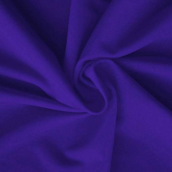 Lycra Stof (Mat) Koningsblauw