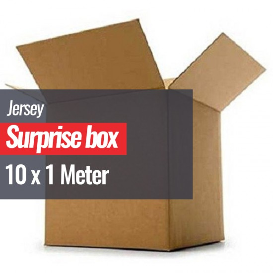French Terry Jersey Surprise Box 10 x 1 Meter