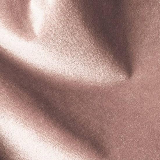 Stretch Velvet Fabric Nude Pink