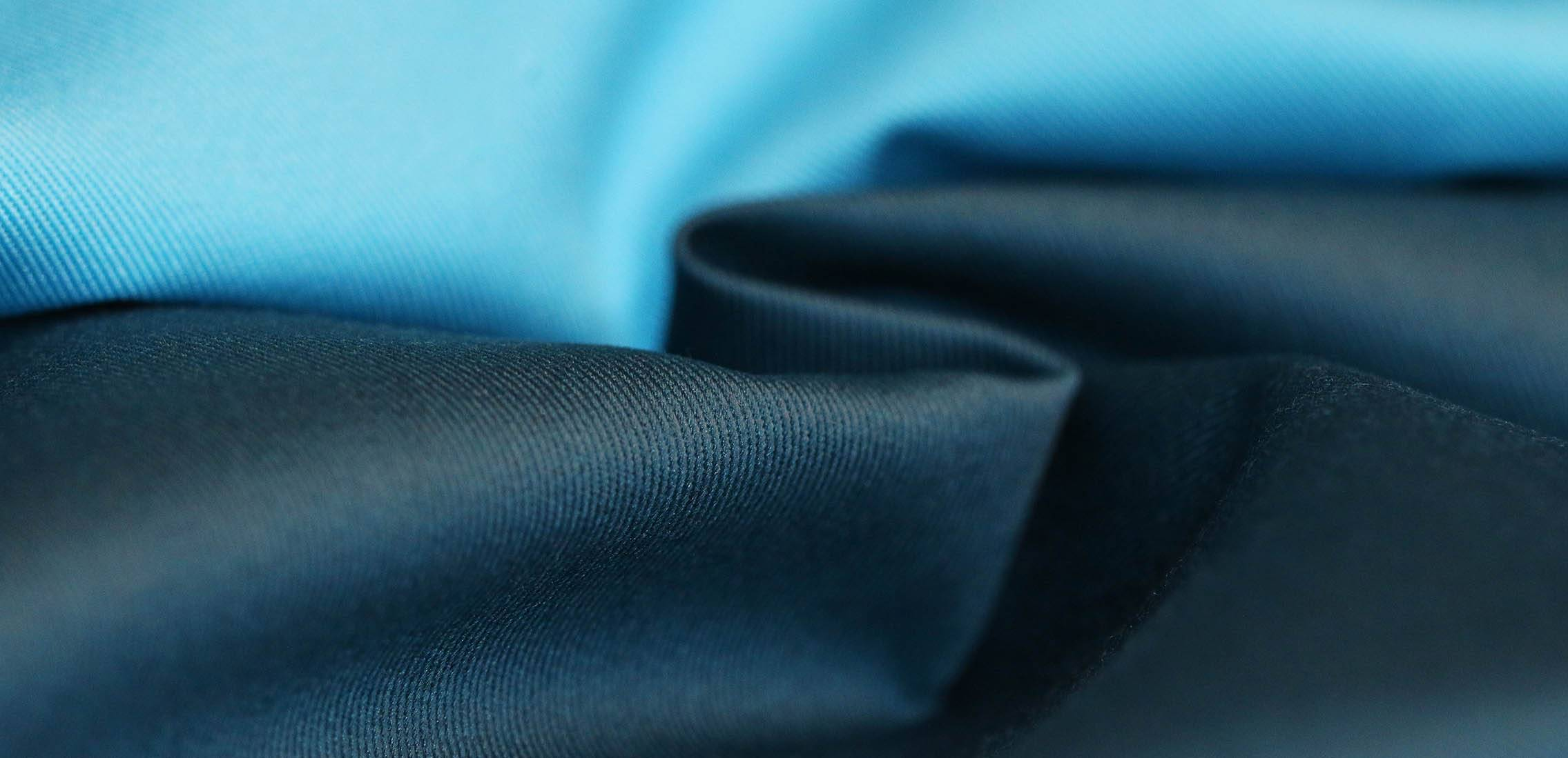 Cotton twill fabric - Teindre tissu polyester ...